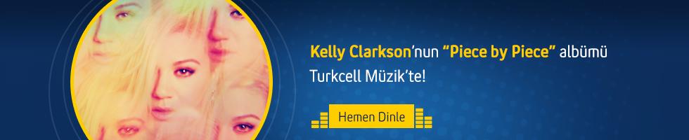 KellyClarkson -Piece by piece