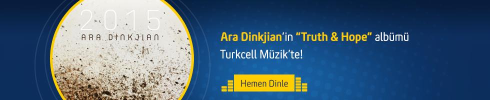 Ara Dinkjian - Trust & Hope