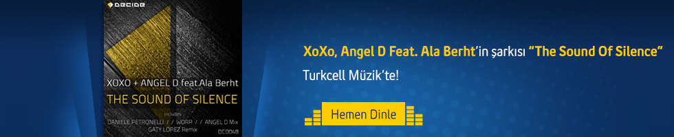 XoXo,Angel D Feat. Ala Berht ? The Sound Of Silence
