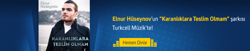 Elnur Hüseynov - Karanlıklara Teslim Olmam