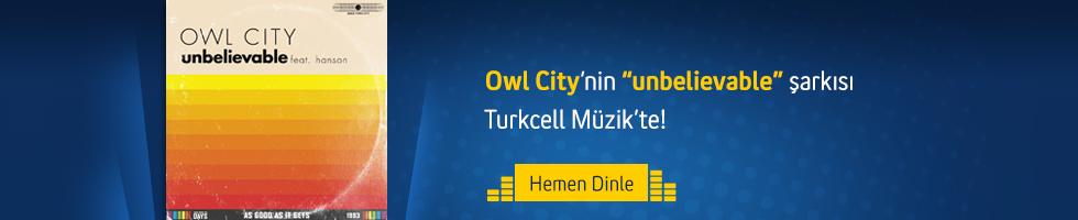 Owl City ? Unbelieveble