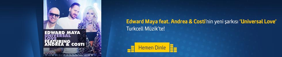 Edward Maya feat. Andrea & Costi ? Universal Love