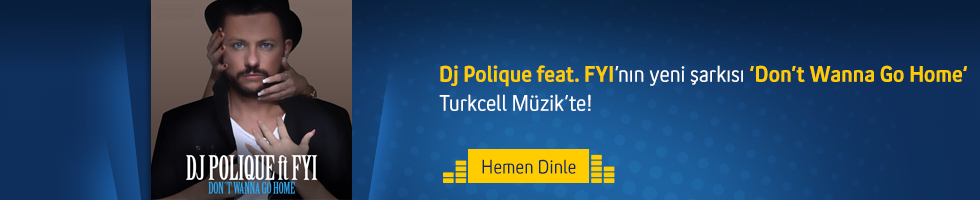Dj Polique feat. FYI ? Don?t wanna go home
