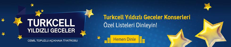 Turkcell Yıldızlı Geceler