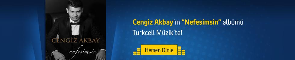 Cengiz Akbay - Nefesimsin