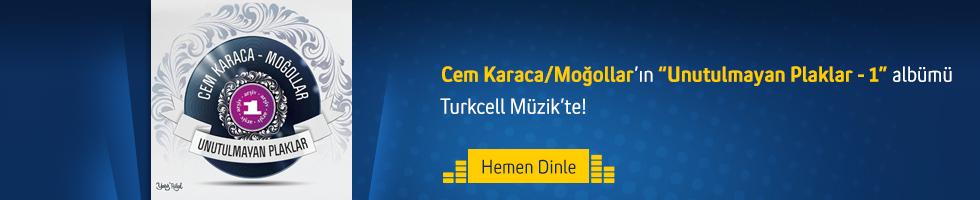 Cem Karaca - Moğollar - Unutulmayan Plaklar - 1 (Cem Karaca Naftalinli Plaklar / Moğollar Anadolu Pop)
