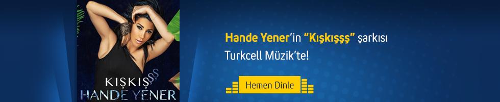 Hande Yener - Kışkışşş
