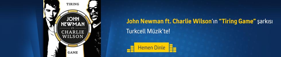 John Newman - Tiring Game