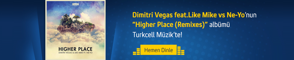 Dimitri Vegas feat.Like Mike vs Ne-Yo - Higher Place