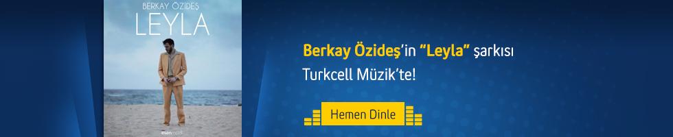 Berkay Özideş - Leyla