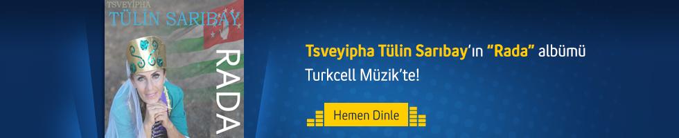 Tsveyipha Tülin Sarıbay - Rada