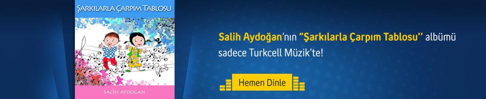 Salih Aydoğan - Şarkılarla Çarpım Tablosu