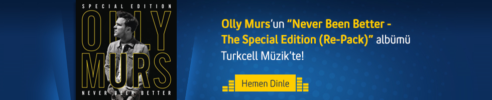 Olly Murs - Never Been Better - Special Edition