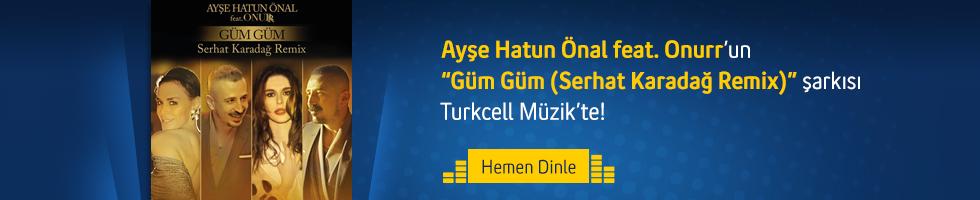 Ayşe Hatun Önal feat. Onurr - Güm Güm (Serhat Karadağ Remix)