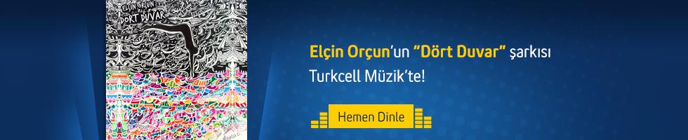 Elçin Orçun - Dört Duvar