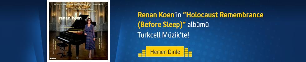 Renan Koen - Holocaust Remembrance 'Before Sleep'