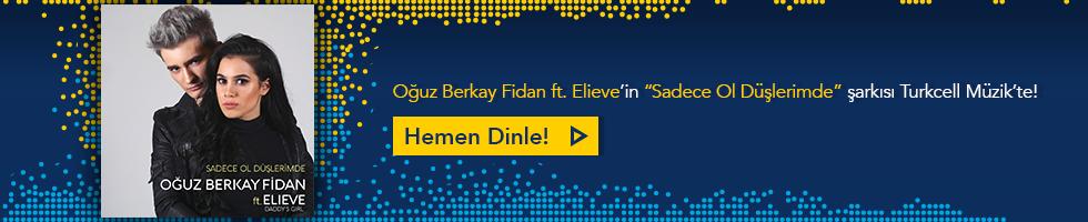 Oğuz Berkay Fidan - Sadece Ol Düşlerimde (feat. Elieve Daddy's Girl)