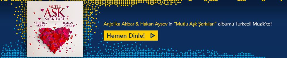 Anjelika Akbar & Hakan Aysev - Mutlu Aşk Şarkıları