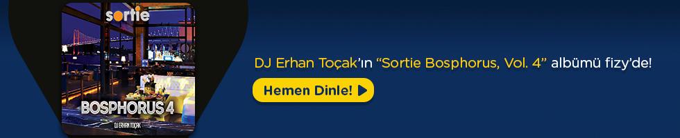 DJ Erhan Toçak - Sortie Bosphorus, Vol. 4