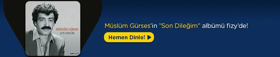 Müslüm Gürses - Son Dileğim