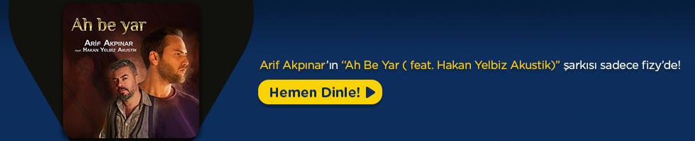 Arif Akpınar - Ah Be Yar (feat. Hakan Yelbiz Akustik)